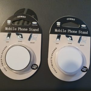 Mobile Stand Mount Grip