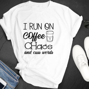 I Run On Coffee