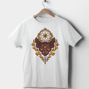 Egyptian Cat T Shirt
